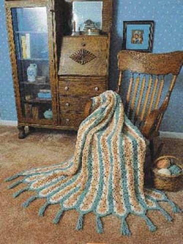 Worlds Fastest Crochet Afghan Pattern