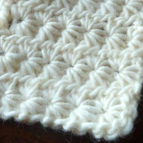How to Crochet Star Stitch Tutorial