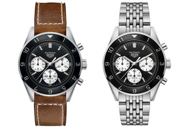 Meet the New TAG Heuer Autavia