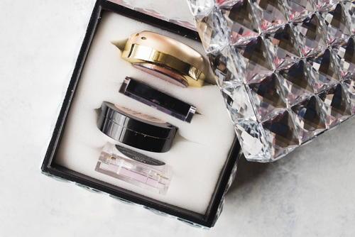 Diy Compact Makeup Organizer
