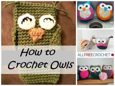 How to Crochet Owls 58 Crochet Owl Patterns