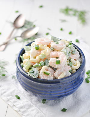 Aunt Bee's Shrimp and Pasta Salad