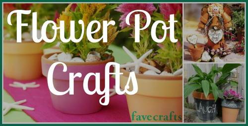 38 flower pot crafts
