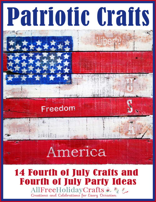 Patriotic Crafts eBook