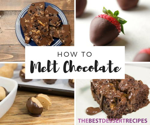 Kitchen Hacks How to Melt Chocolate