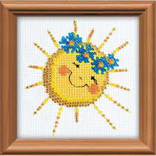 Riolis Bead Embroidery Kits