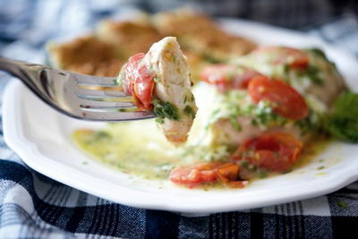 Copycat Olive Garden Chicken Margherita Recipe
