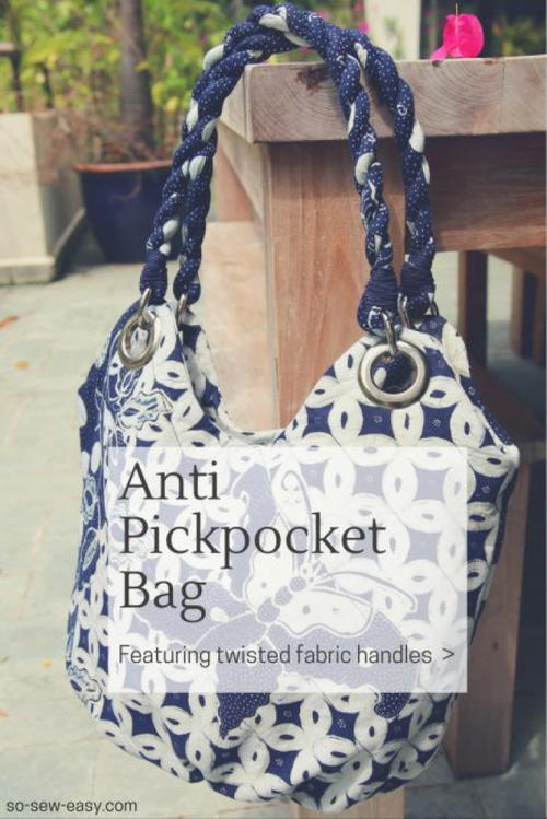 Anti-Pickpocket Bag