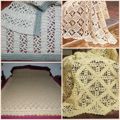 Clean and Simple Lace Crochet