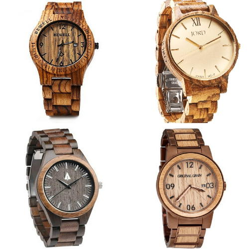 All You Need to Know About Wooden Watches