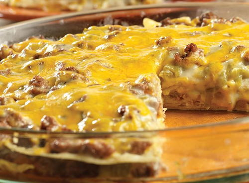 Campbells Green Chile Casserole