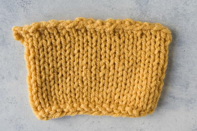 How to Knit the Lacey Bind Off