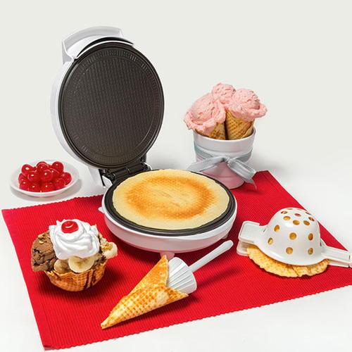 cucinapro waffle cone maker
