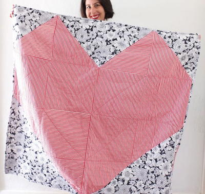 We Heart Australia Quilt Tutorial