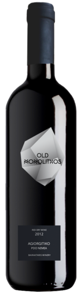 Bairaktaris Old Monolithos Red