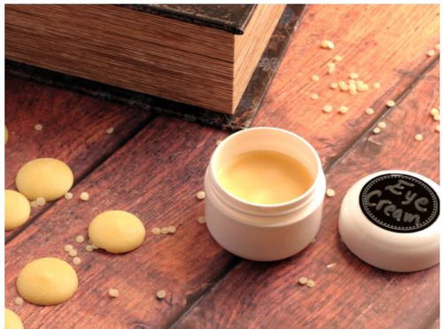 Anti-Aging Homemade Eye Cream