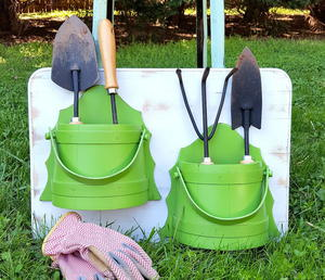 Budget-Friendly DIY Garden Tools Organizer