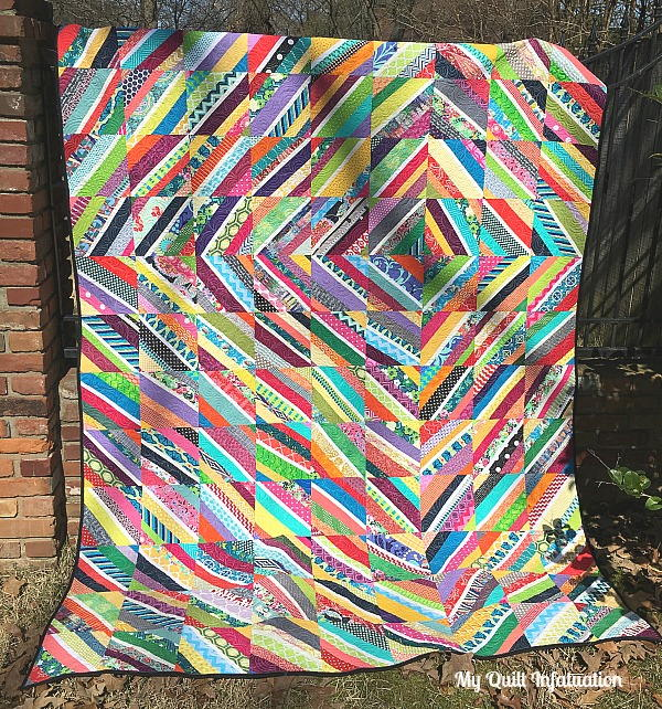 Vortex String Quilt Tutorial Favequilts Com