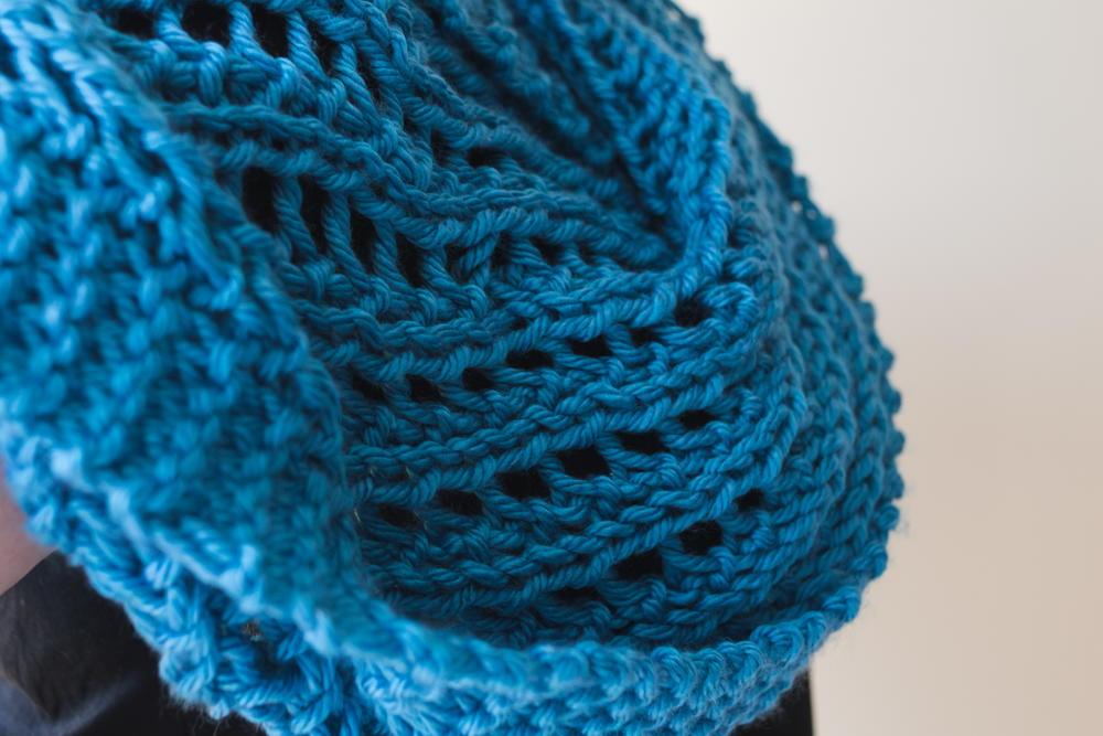 3 Hour Crochet Shawl