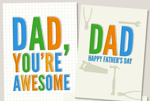 Perfect Free Printable Fathers Day Cards