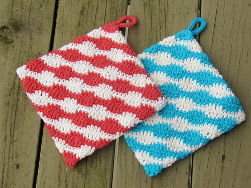 Urban Kitchen Potholder