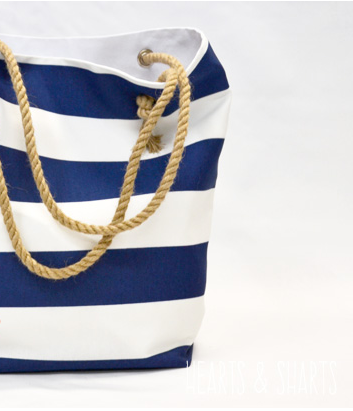 Sandy Summer DIY Bag