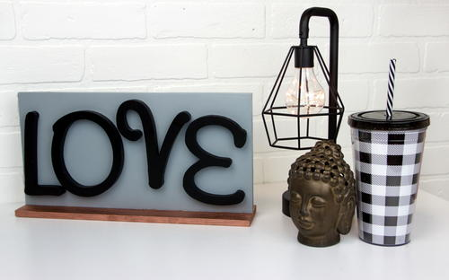 DIY Love Room Decor