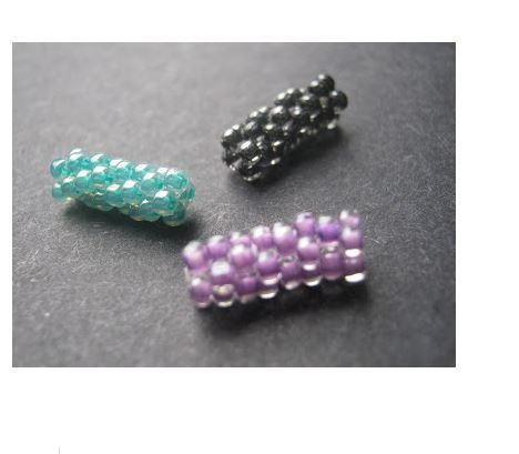 Peyote Tube Bead Tutorial