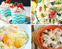 18 Dessert Salads: Ambrosia Salad, Jello Salad, and More