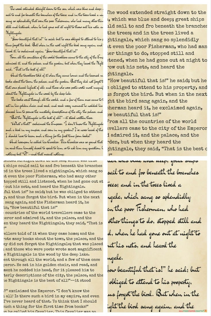 This is a photo of Delicate Printable Bible Pages