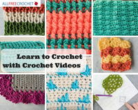 Learn to Crochet with Crochet Videos