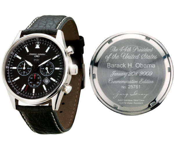 Presidential Watches: Barack Obama's Watch Collection