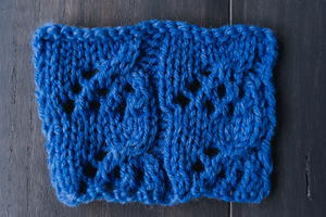 How to Knit the Soft Curves Stitch