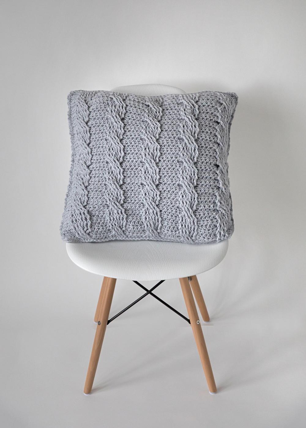 Crochet Star Stitch Pumpkin Coffee Cozy Find
