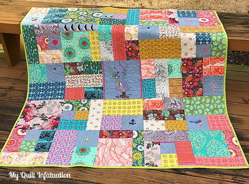 Family Keepsake Quilt Tutorial