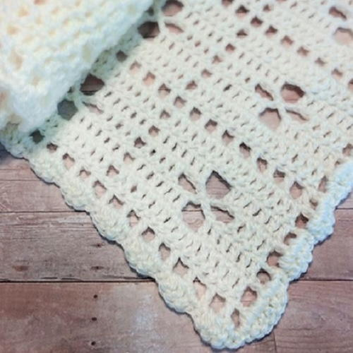 Call the Midwife Crochet Baby Blanket