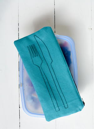 Cutlery Zip Bag