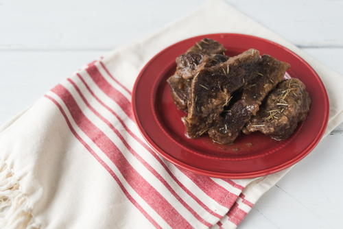 Succulent and Sweet Short Ribs