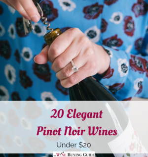 20 Elegant Pinot Noir Wines Under $20