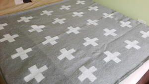 Swiss Cross Children's Blanket