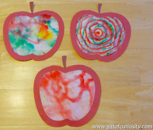 Brilliant Coffee Filter Chromatography Apples