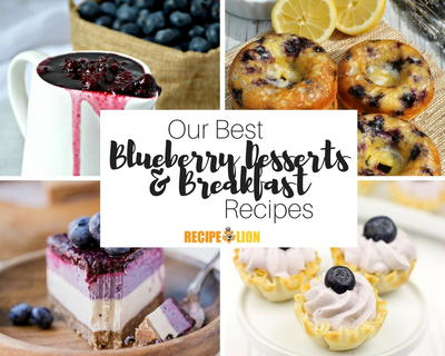 Our Best Blueberry Recipes