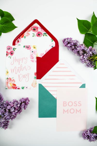 Printable Mother's Day Note Cards