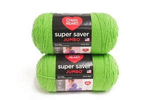 Spring Green Jumbo Yarn Giveaway