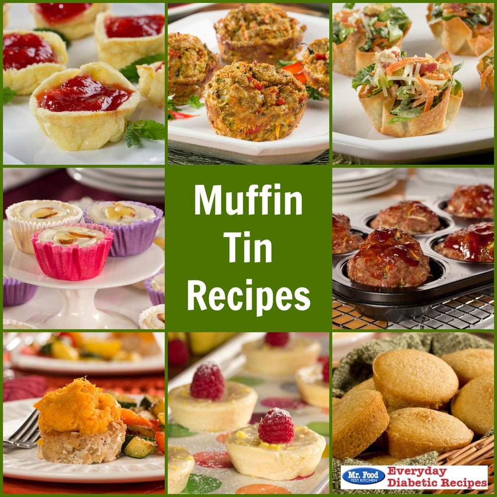 Muffin Tin Recipes For Diabetics Everydaydiabeticrecipes Com