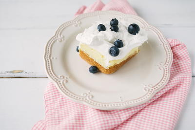 Fruity Cake Mix Pudding Cake