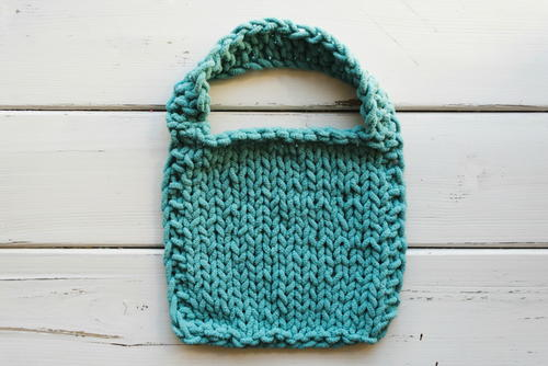 Knit Baby Bib Baby Shower Gift