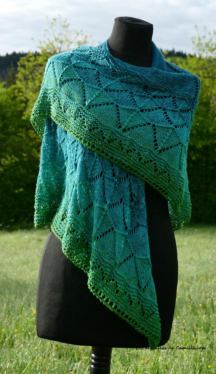 sweet shawl summer edition