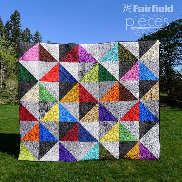 Urban Scandinavian Hst Quilt Pattern Favequilts Com