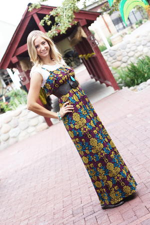 The SoHo Maxi Dress Tutorial